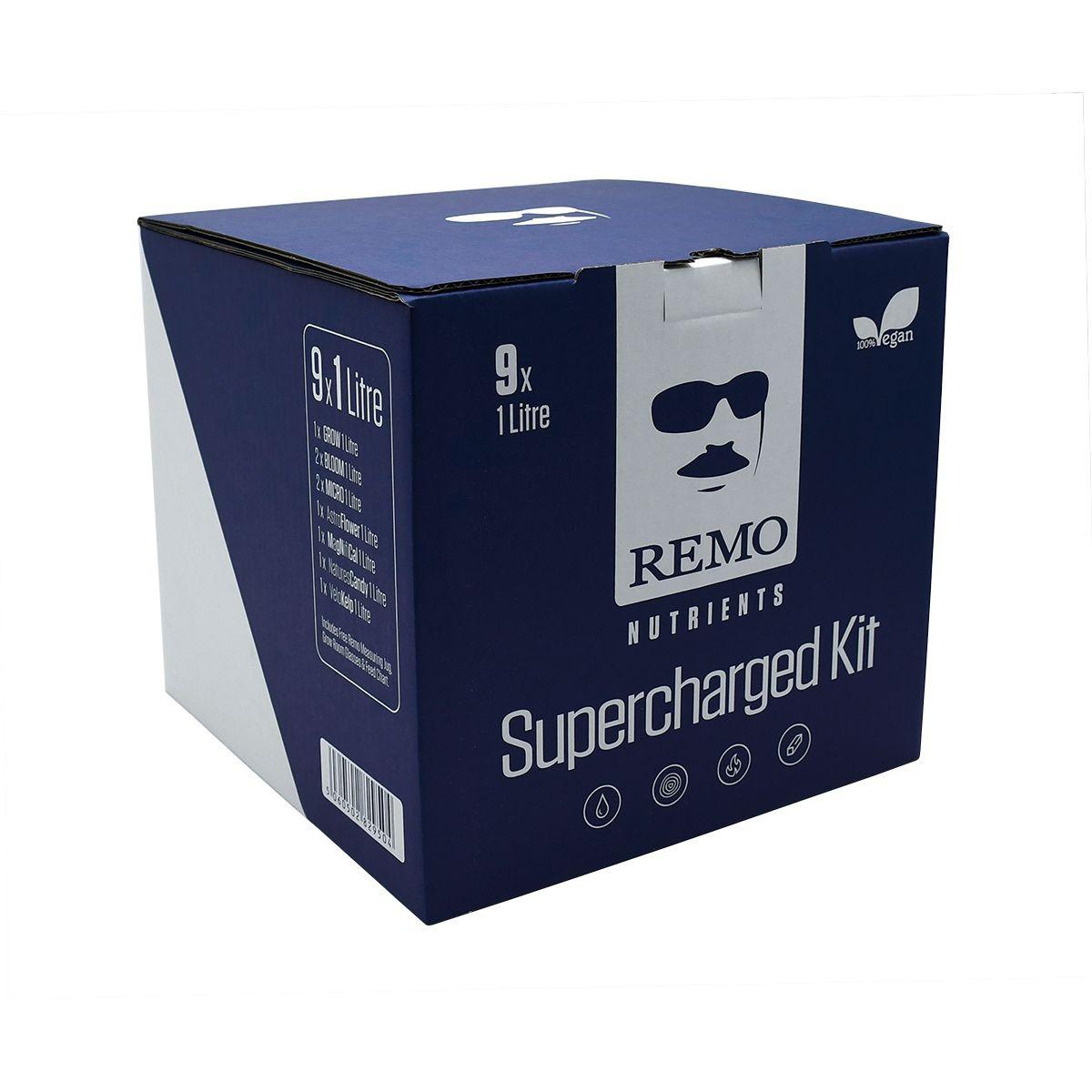 REMO SUPERCHARGED STARTER KIT 1 LITRE