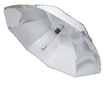 LUMATEK SHINOBI 80cm WHITE REFLECTOR