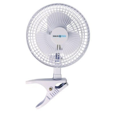 MAXIBRIGHT TENT FAN 2 SPEED 15CM