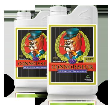 CONNOISSEUR GROW A&B 4 LITRE