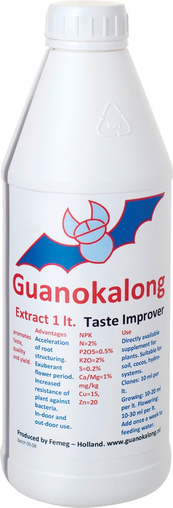 GUANOKALONG Extract Taste Improver 1l