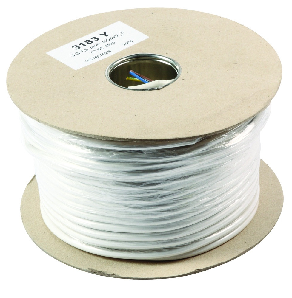 1.5 MM TRI CORE CABLE BY THE METRE
