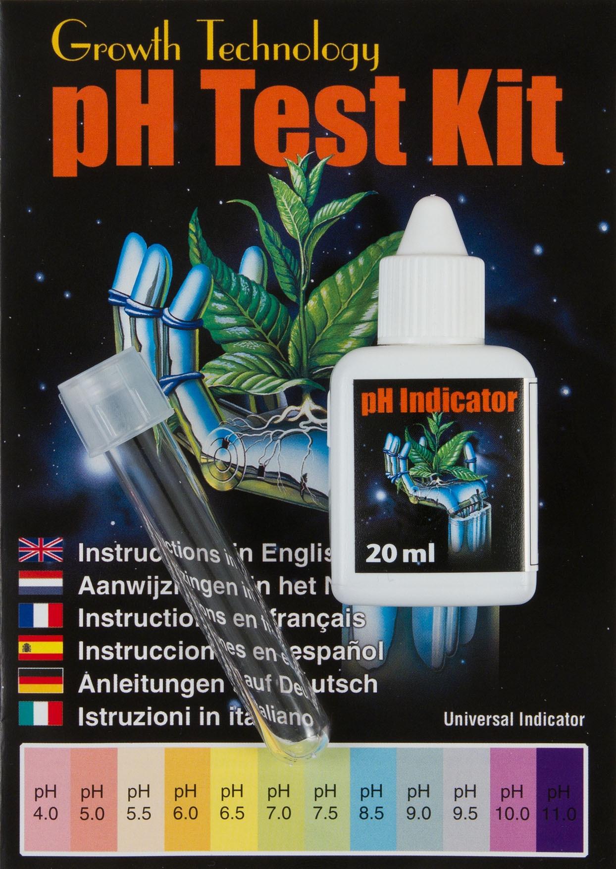 pH TEST KIT (LIQUID)