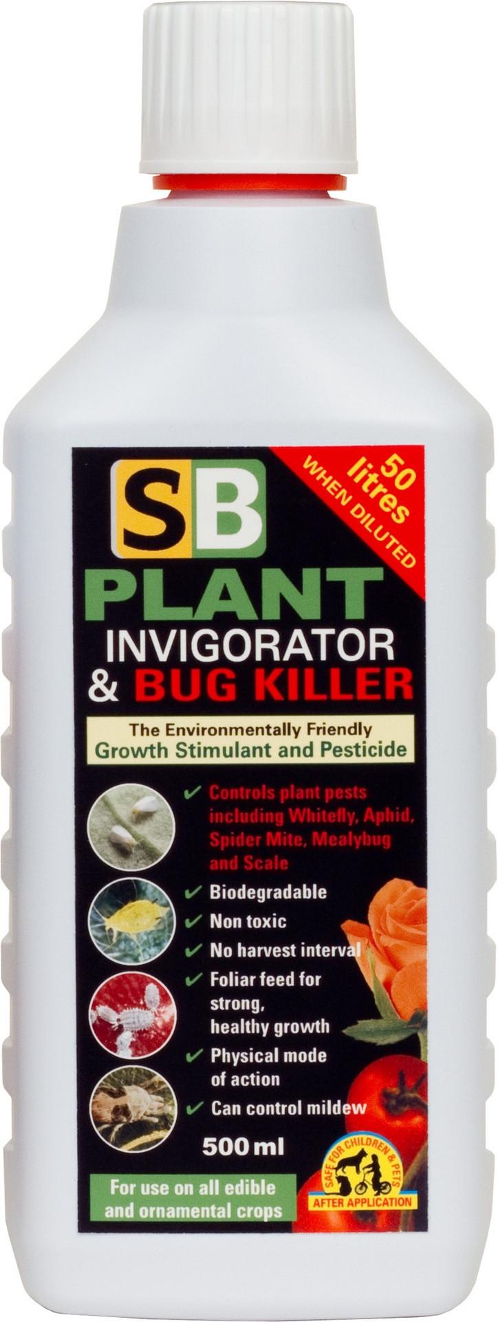 SB PLANT INVIGORATOR 500ML CONCENTRATE