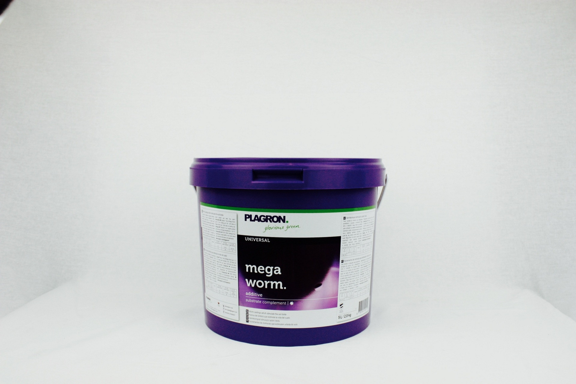 PLAGRON Megaworm 5 LITRE