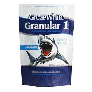 GREAT WHITE GRANULAR ONE 1lb