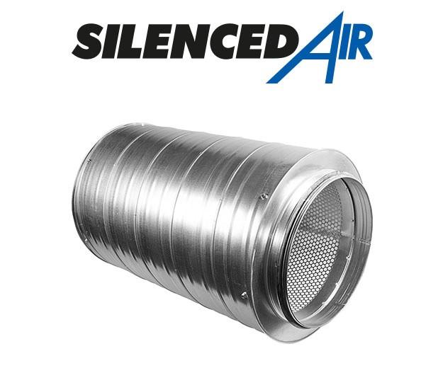 SILENCED AIR 315MM X 600MM SILENCER