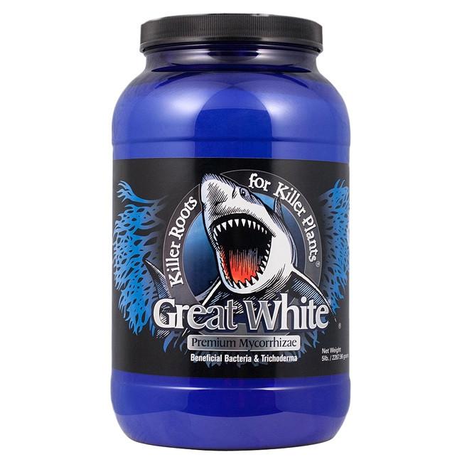 GREAT WHITE PREMIUM MYCORRHIZAE 5lb