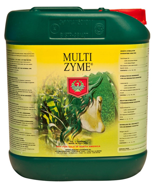 MULTIZYME 5 LITRE
