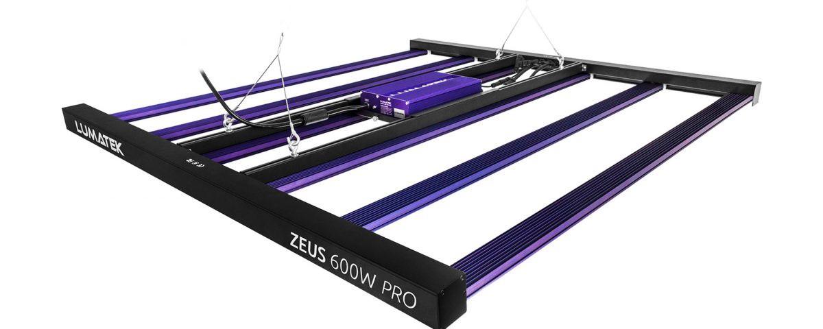 LUMATEK  600W ZEUS PRO LED