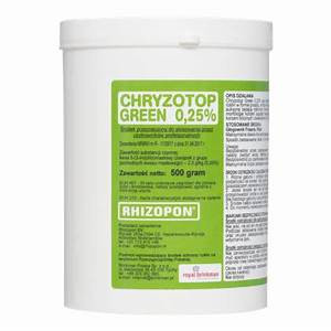 RHIZOPON CHRYZOTOP GREEN 25G