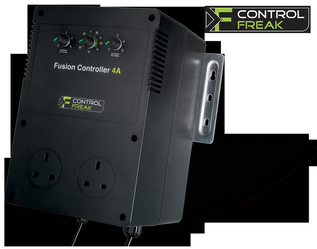 CONTROL FREAK FUSION 8 AMP
