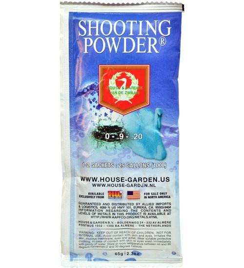 SHOOTING POWDER SACHET