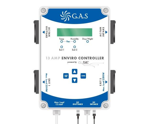 GAS ENVIROCONTROLLER V2