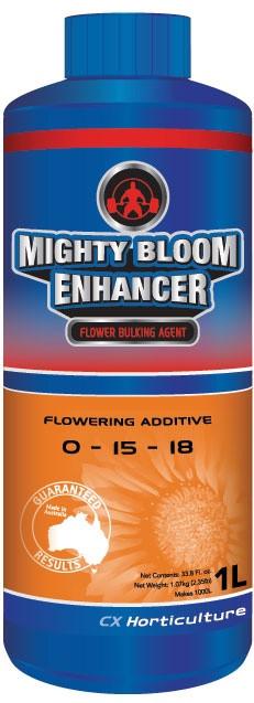 MIGHTY BLOOM ENHANCER 1 LITRE