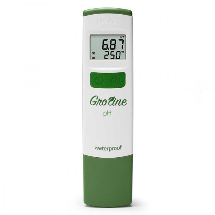 HANNA GROLINE WATERPROOF pH TESTER