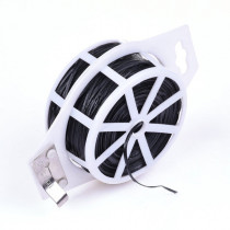 GARDEN WIRE COATED WITH INTEGRATED CUTTER 50M