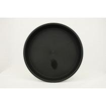 SAUCER BLACK 30cm