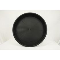 SAUCER BLACK 40 CM