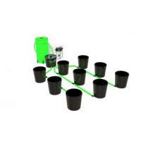 ALIEN FLOOD&DRAIN XL 20 LITRE 9 POT SYSTEM