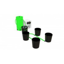 ALIEN FLOOD&DRAIN XL 20 LITRE 4 POT SYSTEM