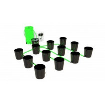 ALIEN FLOOD&DRAIN XL 20 LITRE 12 POT SYSTEM