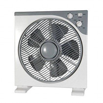 "BLT 12"" ROTATING BOX FAN"