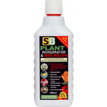 SB PLANT INVIGORATOR 500ML CONCENTRATE