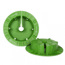 FLORAFLEX ROUND FLOOD AND DRIP SHIELD (2MM GRAVITY DRIPPER)