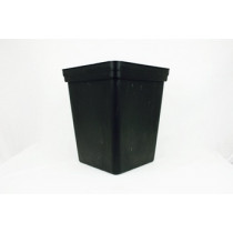 SQUARE POT 11 LITRE DEEP