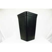 SQUARE POT 18 LITRE DEEP