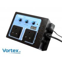 VORTEX TWIN THERMOSTATIC FAN SPEED CONTROLLER