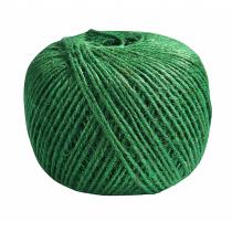 GREEN JUTE GARDEN TWINE 100M APPROX