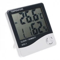 THERMOMETER/HYGROMETER HTC-1