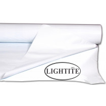 WHITE LIGHTITE SHEETING 100m