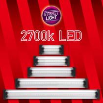 STREETLIGHT LED 120CM 48W 2700K