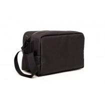 ABSCENT TOILETRY BAG BLACK