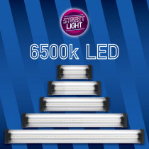 STREETLIGHT LED 45CM 18W 6500K