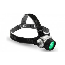 GREEN LED HEADLIGHT