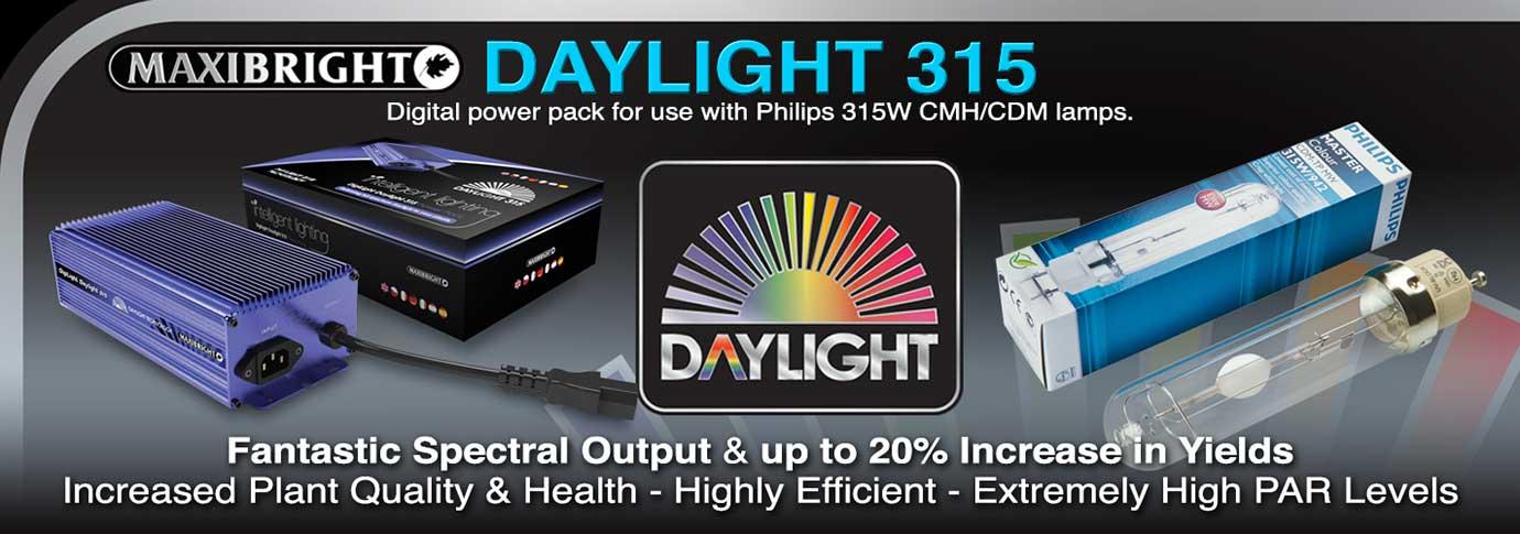 Daylight 315W cdm Ballast