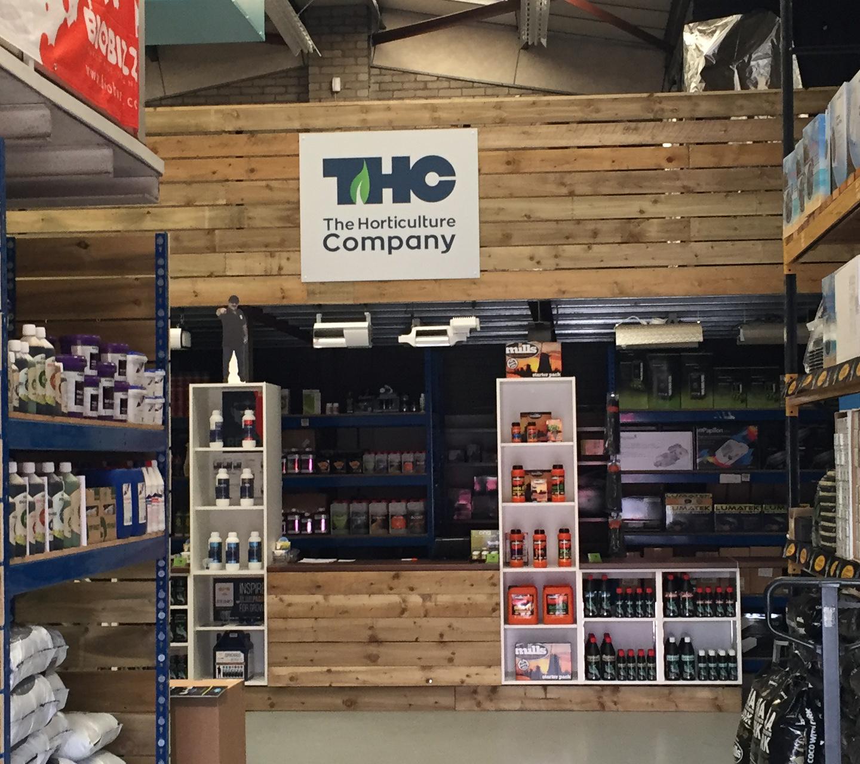 THC Shop Internal